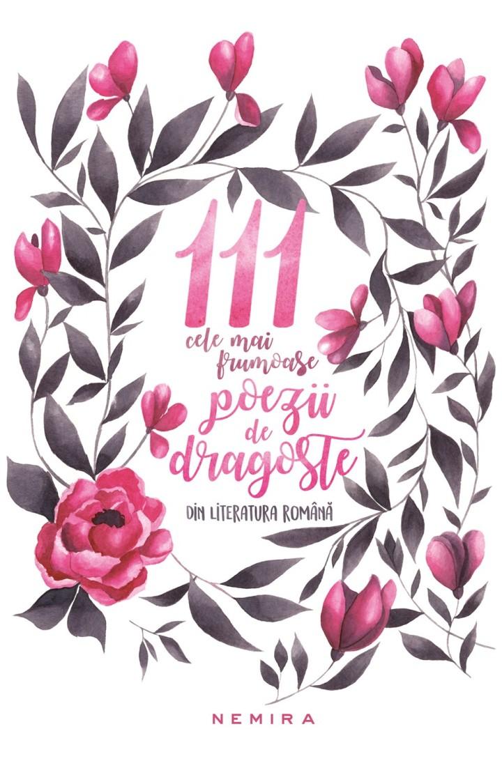 111 cele mai frumoase poezii de dragoste din literatura română |Recenzie