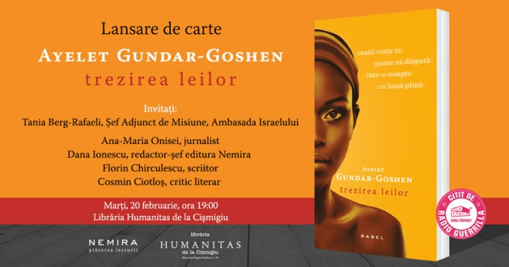 Lansare de carte – Editura Nemira | Trezirealeilor
