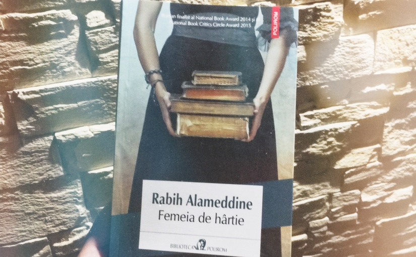 Femeia de hârtie de RabihAlameddine