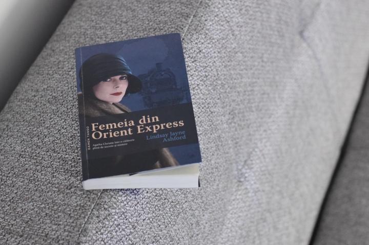 Femeia din Orient Express, Lindsay JayneAshford