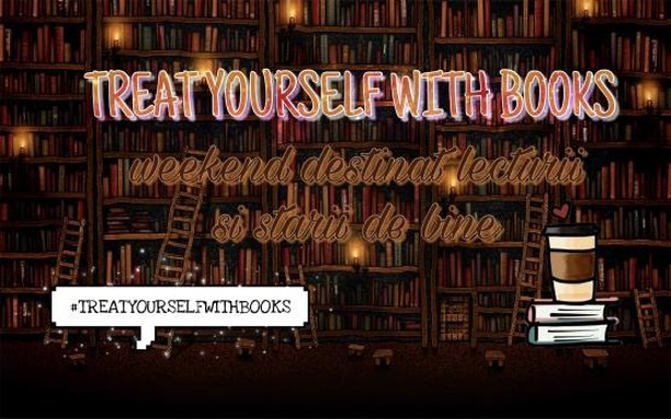 Treat Yourself With Books