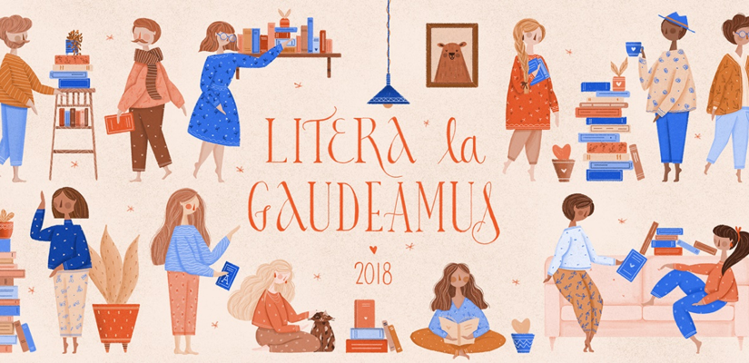 Editura Litera la Gaudeamus2018